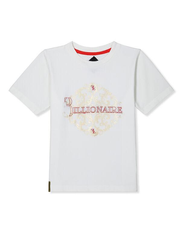 "T-shirt Round Neck SS ""Basile"""