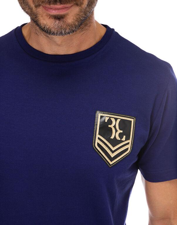 T-shirt Round Neck SS Military