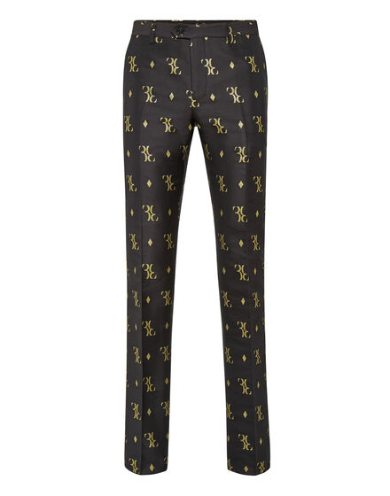 Slim Trousers All over BB