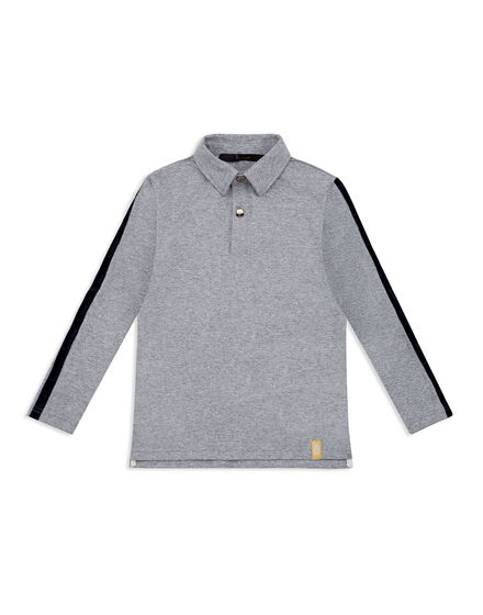 Polo shirt LS Lion