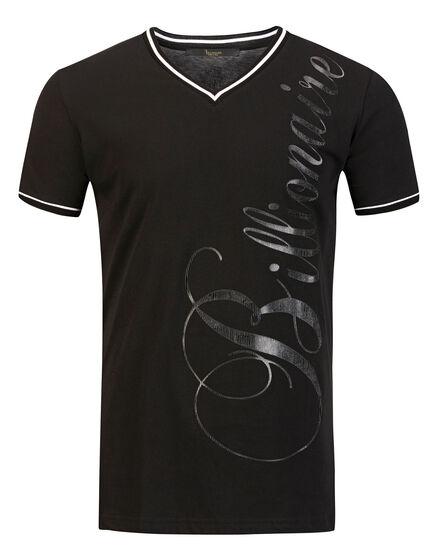 T-shirt V-Neck SS Charlie