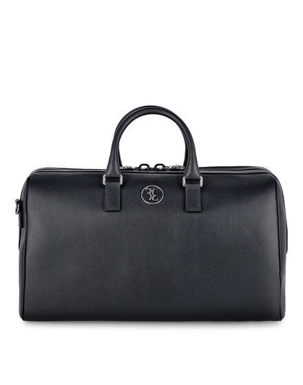 Medium Travel Bag Double B