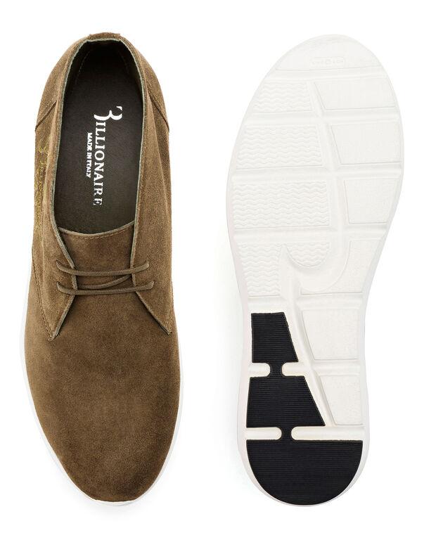 """Lo-Top Sneakers """"Baroque man"""""""
