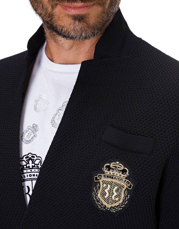 Knit Tailored Crest