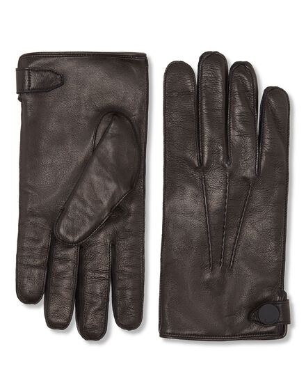 Leather Lo-gloves