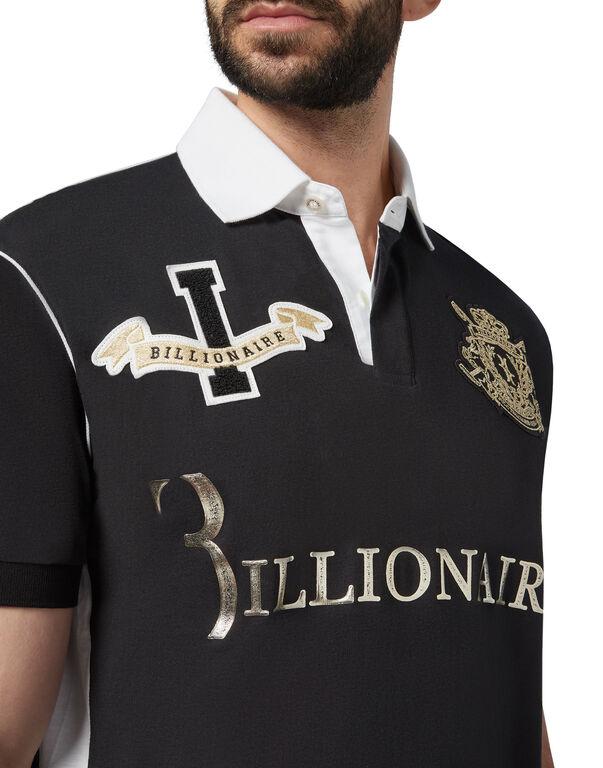 Polo shirt SS Polo Team Montecarlo