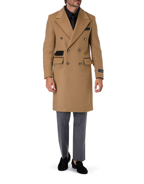 "Coat Long ""Louis"""