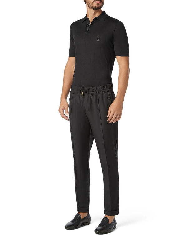 Long Trousers Luxury