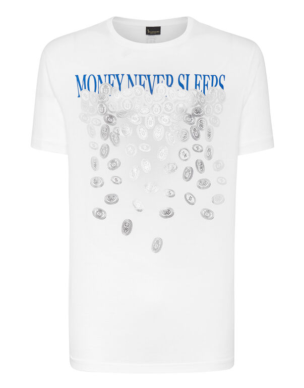 T-shirt Round Neck SS Money