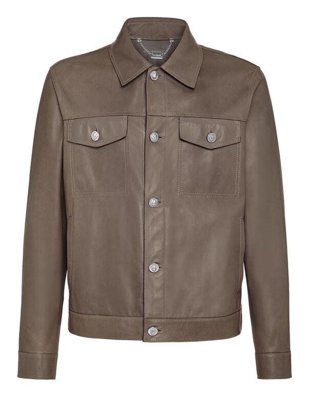 Leather Jacket Logos