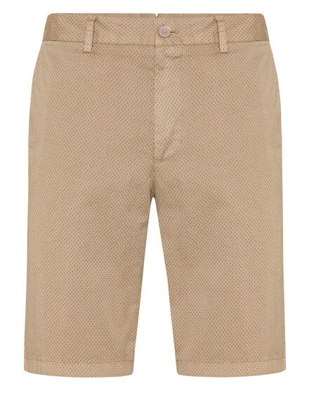 Short Trousers Slim Fit Double B