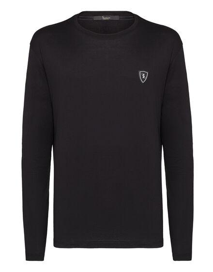 T-shirt Round Neck LS Hadès