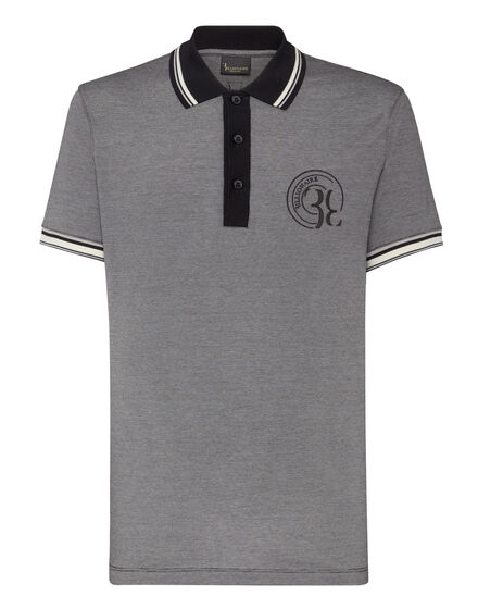 Polo shirt SS Double B