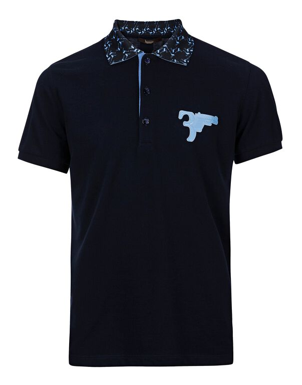 "Polo shirt SS ""Ian"""