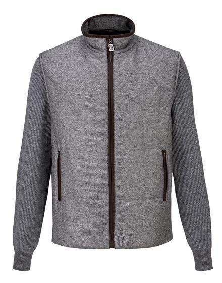 Knit Jacket Crest