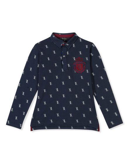 Polo shirt LS Lord Daniel
