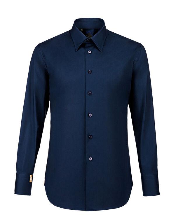 Shirt Silver Cut LS / Milano Original