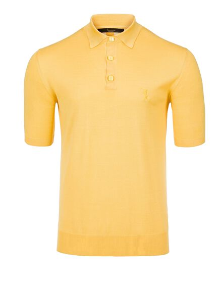 Pullover Polo-Neck SS Chad
