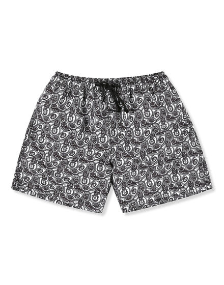 Beachwear Short Trousers Paisley