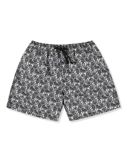 Beachwear Short Trousers Paisley