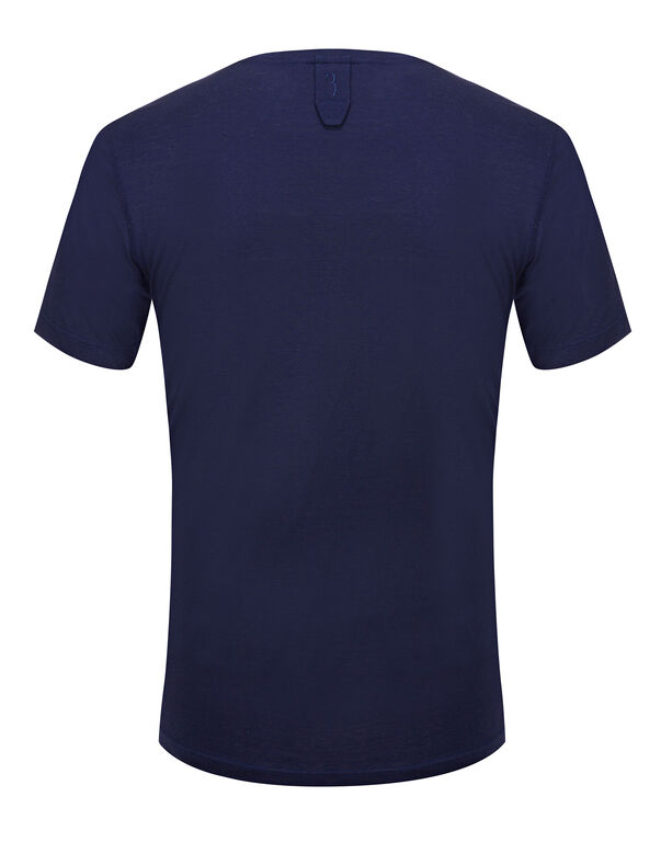 "T-shirt Round Neck SS ""Manuel"""