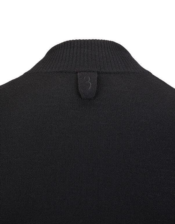 """Pullover zip mock """"Rolf"""""""