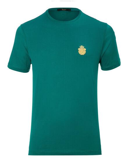 T-shirt Polo Neck SS