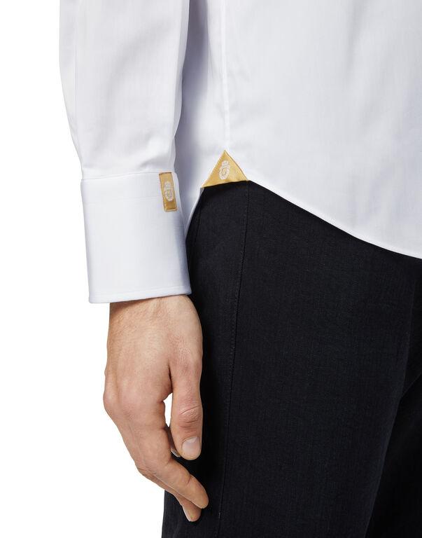 Shirt Gold Cut LS/Cristal Original