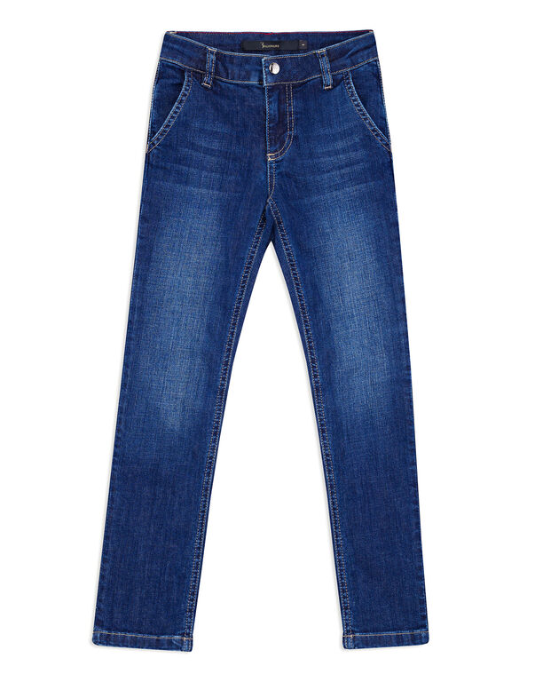 Denim Trousers Crest
