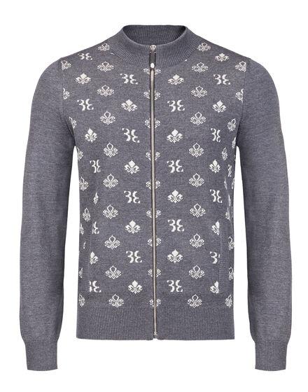 Pullover full zip Oscar