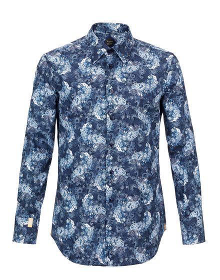 Shirt Silver Cut LS Alberic