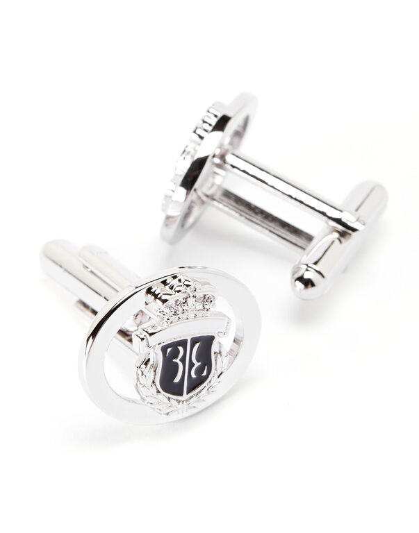 "metal cufflinks ""Deep"""