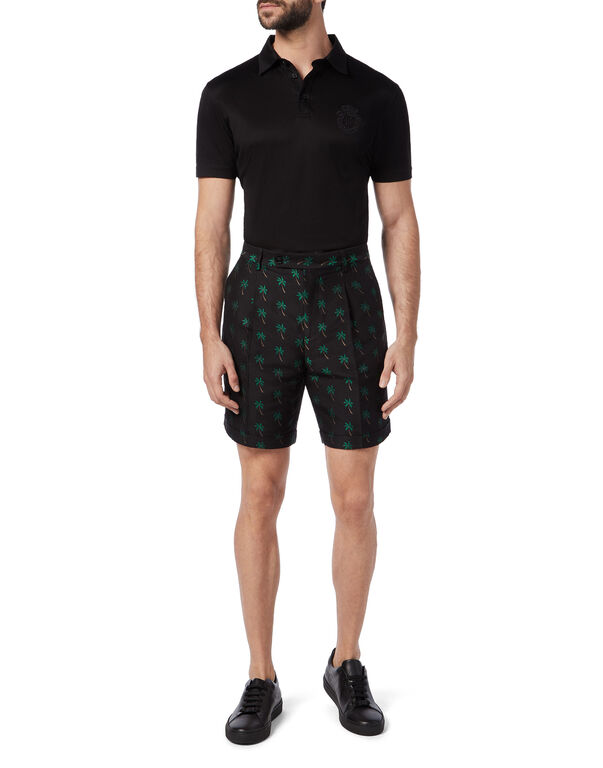 Short Trousers Slim Fit FS Palms