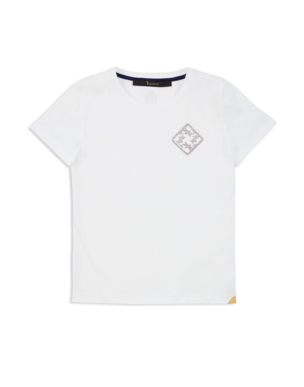 "T-shirt Round Neck SS ""Least"""