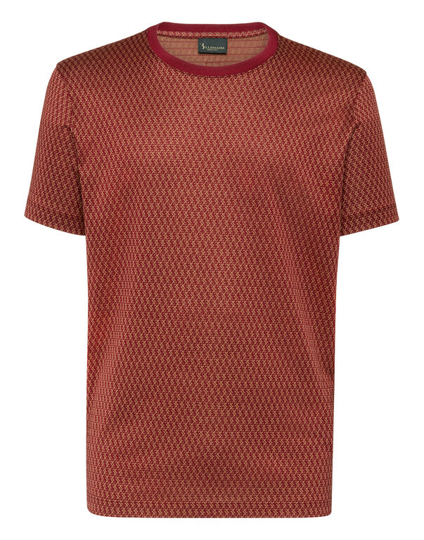 T-shirt Round Neck SS All over BB