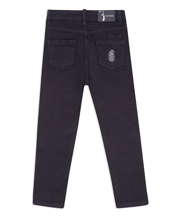 Denim Trousers - Regular Fit Double B