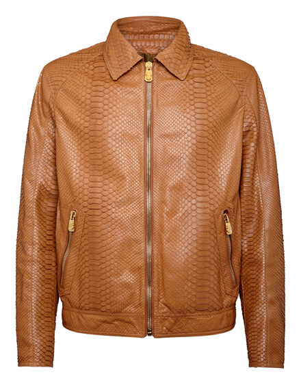 Leather Jacket Luxury