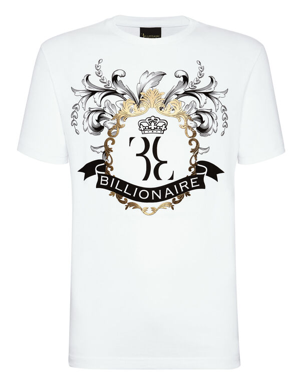 T-shirt Round Neck SS Baroque
