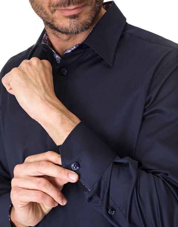 "Shirt Silver Cut LS ""Gil"""