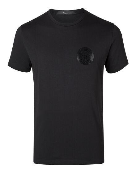 T-shirt Round Neck SS Line