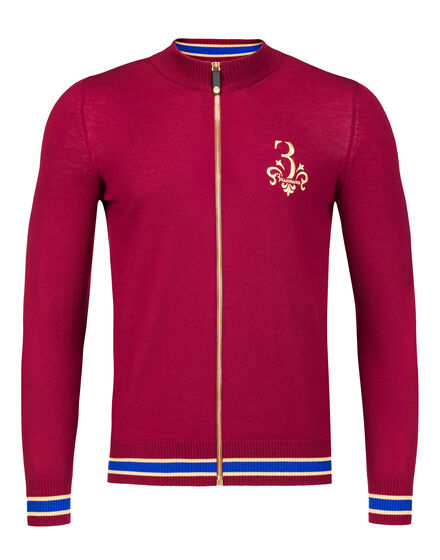 Pullover full zip Jens