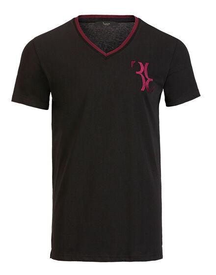 T-shirt V-Neck SS Brian
