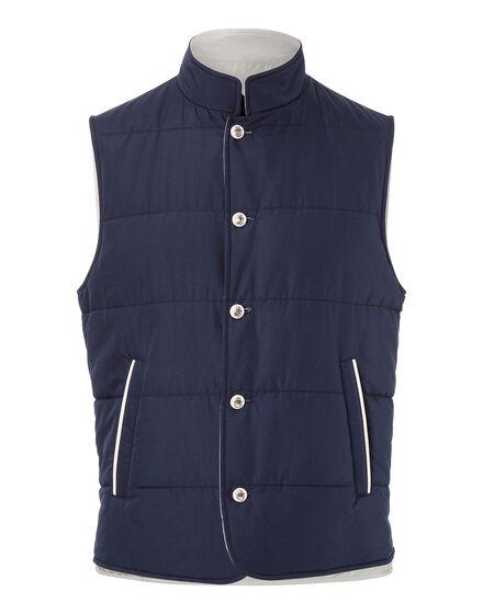 Short Vest Hugo
