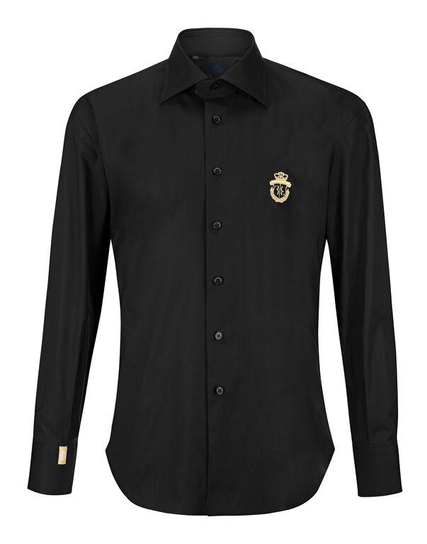"Shirt Gold Cut LS ""Adrian"""