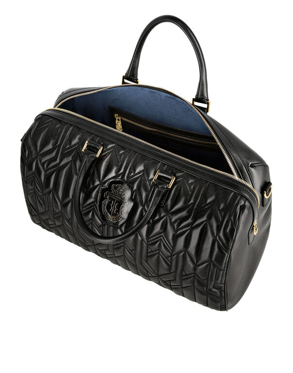 Medium Travel Bag Geometric
