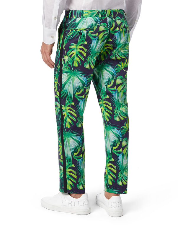 Slim Trousers FS Palms
