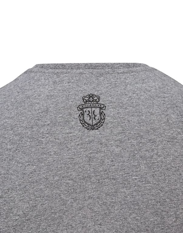 T-shirt Round Neck SS Winter Club