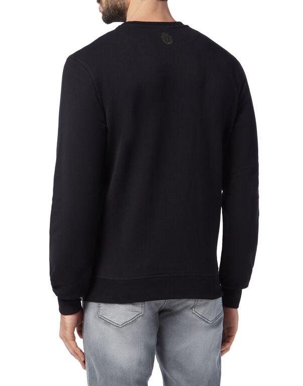 Sweatshirt LS Military
