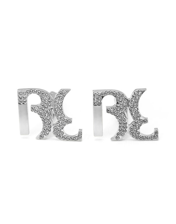 metal cufflinks Double B