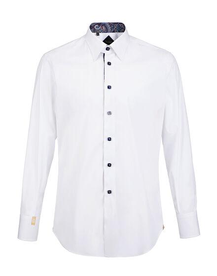 Shirt Silver Cut LS Gonzalo